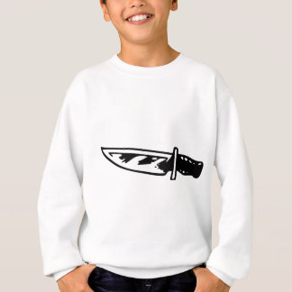 Hunting Knife Sweatshirt
