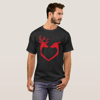 Hunting Love Valentine's Day T-Shirt