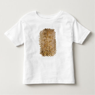 Hunting scene, wood panelling  from dining toddler T-Shirt