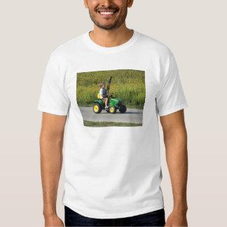 Hunting Season Begins by Leslie Peppers Shirts
