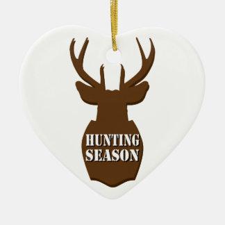 Hunting Season Ornaments