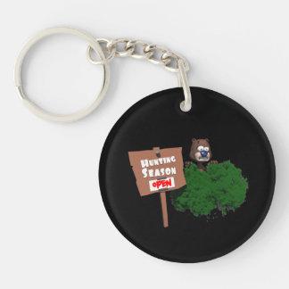 Hunting Season Keychain