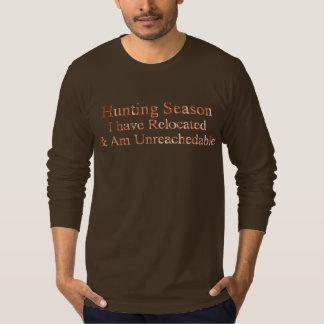 Hunting Season Long-Sleeve T-shirt