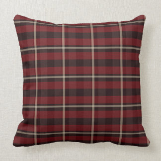 Hunting Season Plaid 20in Pillow
