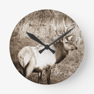 Hunting season wallclock