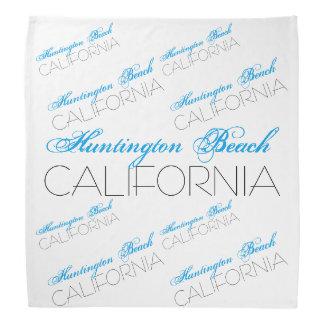 Huntington Beach CALIFORNIA Bandana