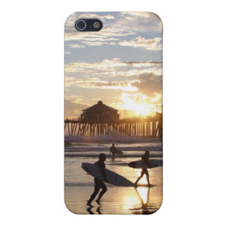 Huntington Beach Pier Case For iPhone 5/5S
