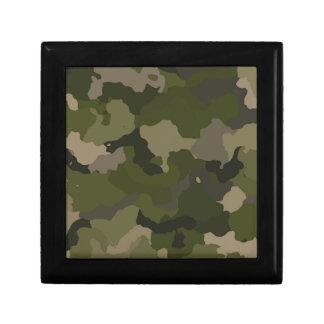 Huntress Camo Small Square Gift Box