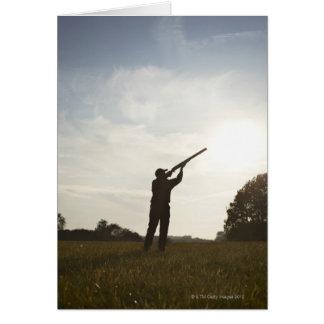 Huntress Card