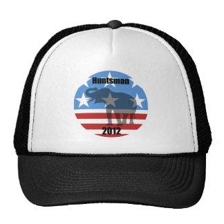 Huntsman 2012 trucker hat