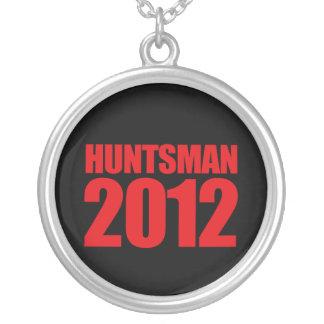 HUNTSMAN 2012 - ROUND PENDANT NECKLACE