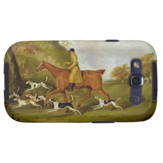 Huntsman and Hounds, 1809 (oil on canvas) Samsung Galaxy S3 Cases