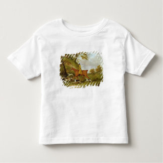 Huntsman and Hounds, 1809 (oil on canvas) T Shirt