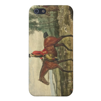 Huntsman iPhone 5 Covers