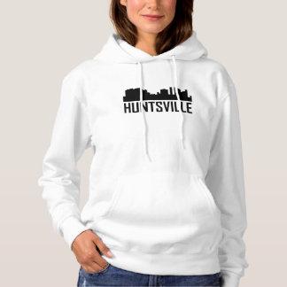 Huntsville Alabama City Skyline Hoodie