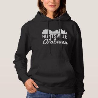 Huntsville Alabama Skyline Hoodie