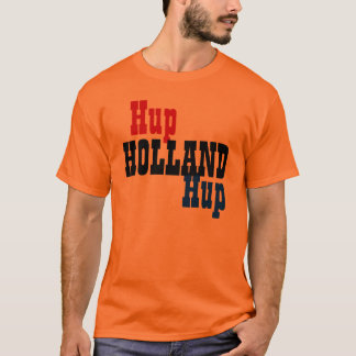Hup Holland Hup Orange T-Shirt