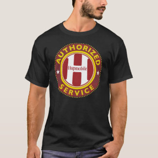Hupmobile automobiles service sign T-Shirt