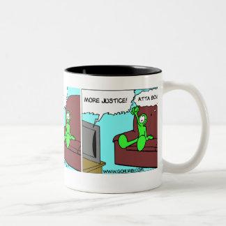 HURBI - More Justice Mug