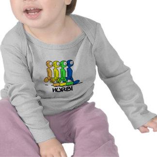 Hurbi Walking T Shirt