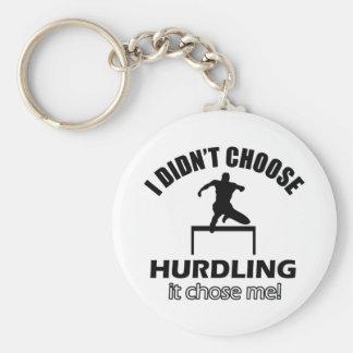 hurdle designs key ring
