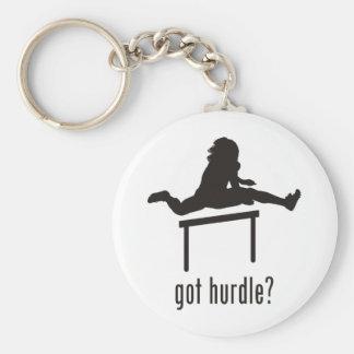 Hurdle Key Ring