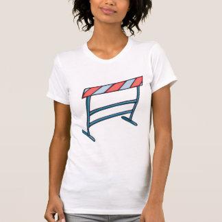 Hurdles Womens T-Shirt