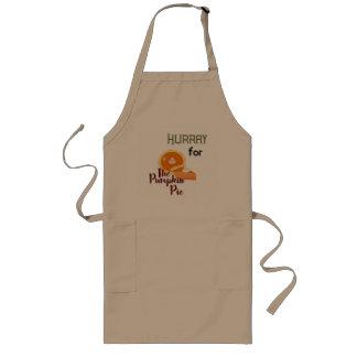 Hurray Pumpkin Pie Thanksgiving  Apron