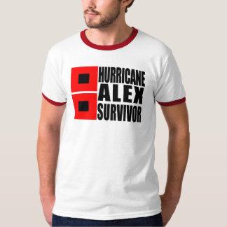 Hurricane Alex Survivor T-Shirt