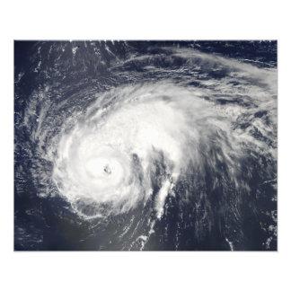 Hurricane Danielle Art Photo