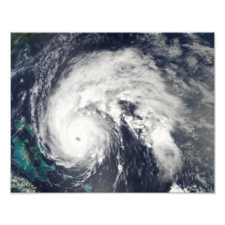 Hurricane Earl 3 Photo Art