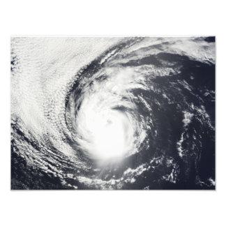 Hurricane Elida Art Photo
