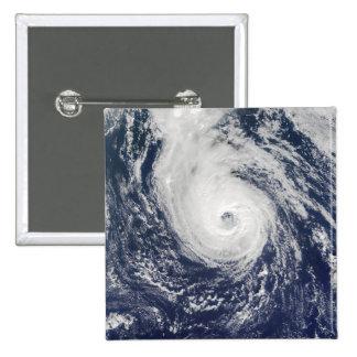 Hurricane Epsilon 15 Cm Square Badge