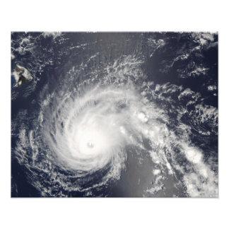 Hurricane Flossie Art Photo