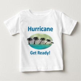 Hurricane. Get Ready! Baby T-Shirt