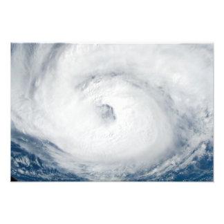 Hurricane Gordon Art Photo