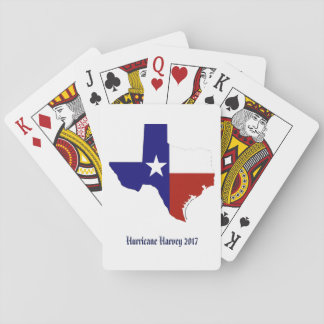 Hurricane Harvey 2017 Playing Cards