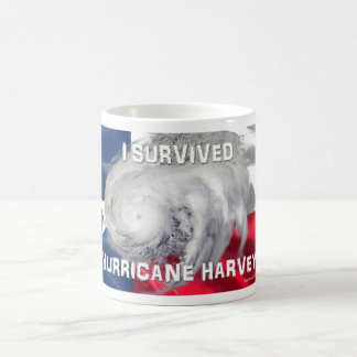 Hurricane Harvey Coffee Mug