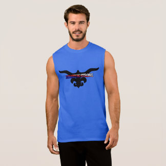 Hurricane Harvey Houston Strong Sleeveless Shirt