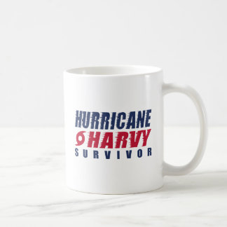 Hurricane Harvey Survivor Coffee Mug