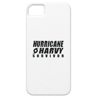 Hurricane Harvey Survivor iPhone 5 Cover