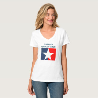 Hurricane Harvey Survivor T-Shirt