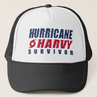 Hurricane Harvey Survivor Trucker Hat