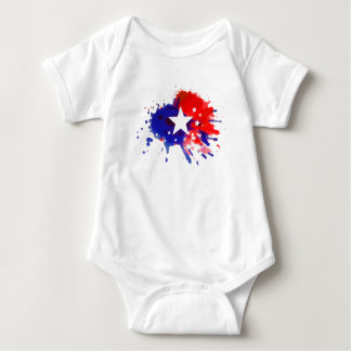 Hurricane Harvey, Texas Baby Bodysuit