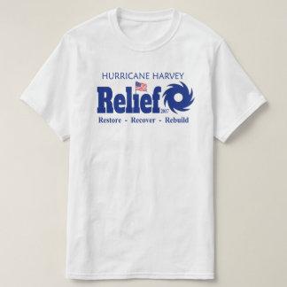 Hurricane Harvey Texas Relief Fund Effort T-shirt