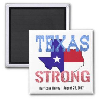 Hurricane Harvey Texas Strong Magnet