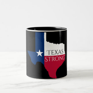 Hurricane Harvey Texas Strong State Coffee Mug