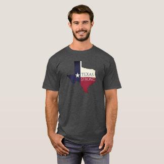 Hurricane Harvey Texas Strong State Flag T Shirt