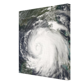 Hurricane Ike 4 Canvas Print