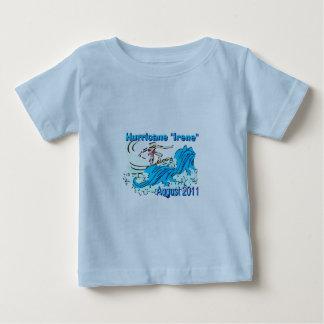"Hurricane ""Irene"" Infant Tee"